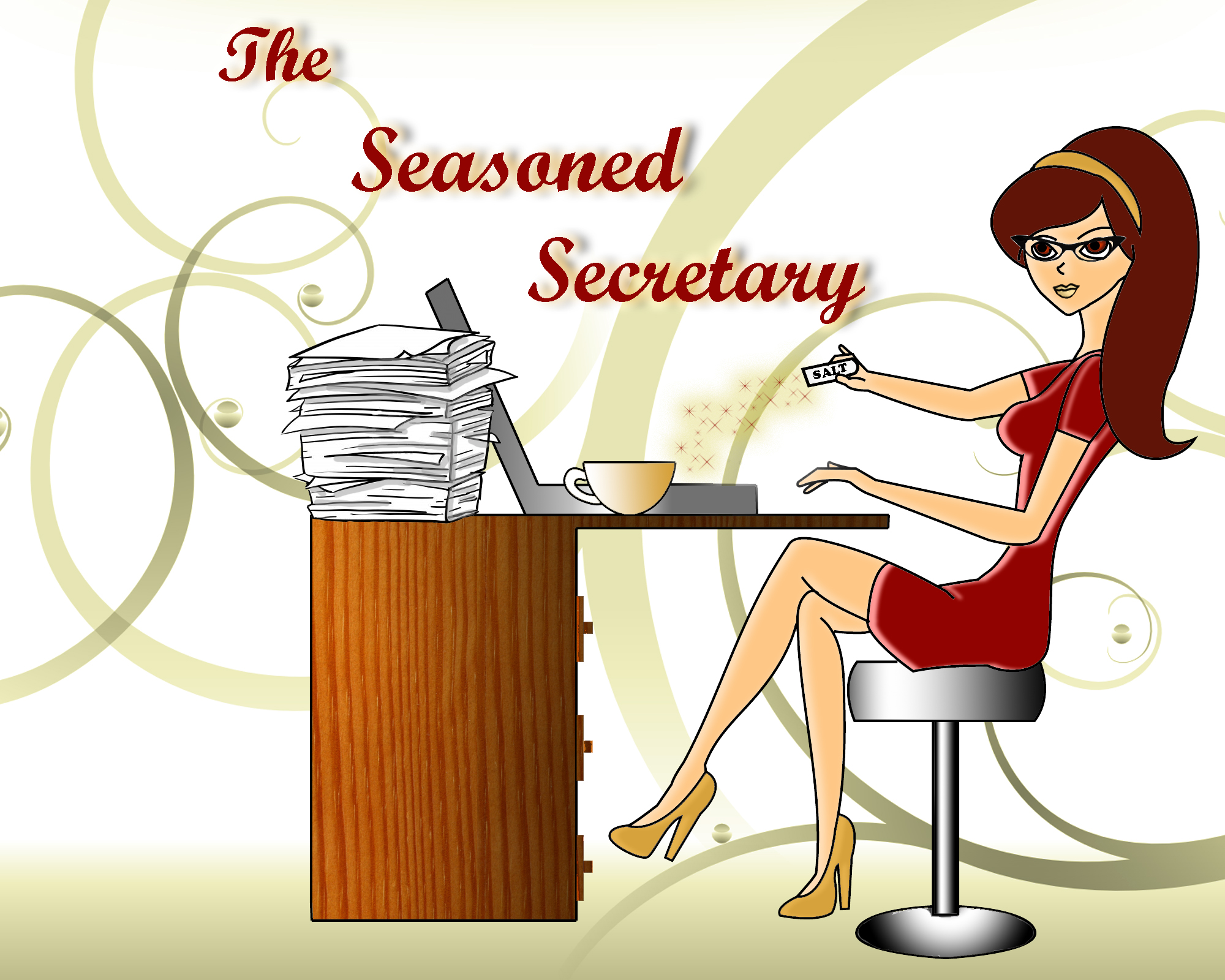 The Seasoned Secretary